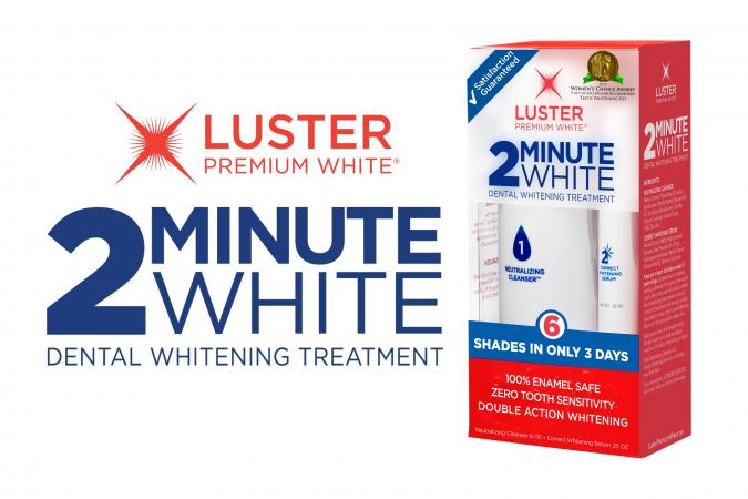 Luster Teeth Whitening Review