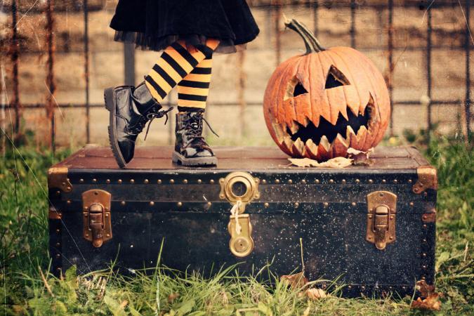 The Pumpkin Screams