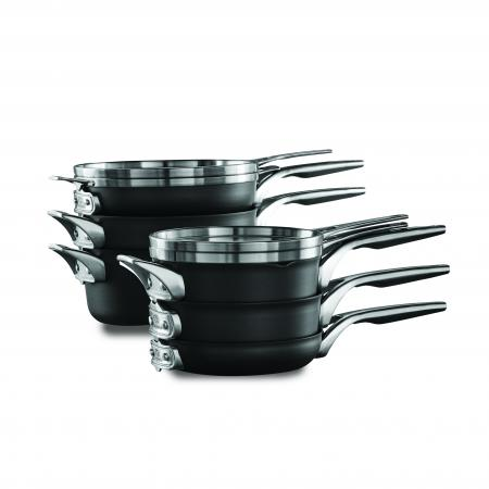 Calphalon Premier Space Saving Cookware