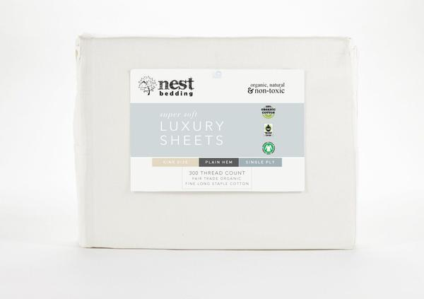 Nest Bedding Organic Sheet Set