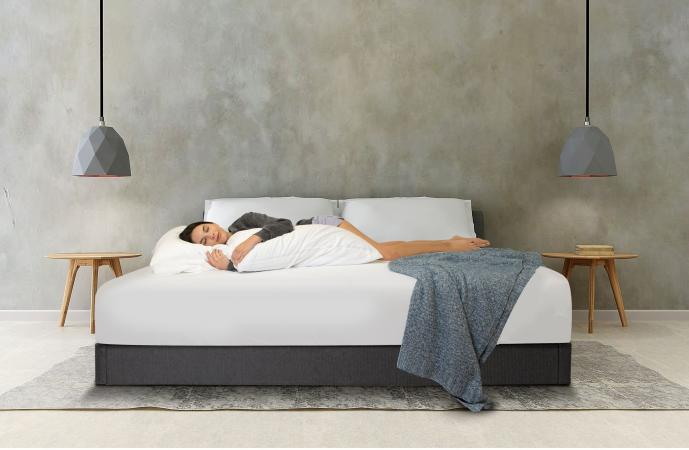 Sleeping on a Nectar Mattress