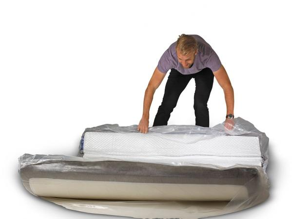 Unpacking Nectar Mattress