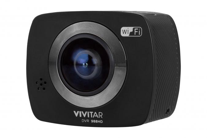 Vivitar DVR 988HD action camera