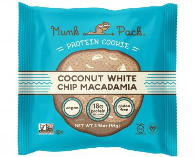 Coconut White Chip Macadamia - Protein Cookie