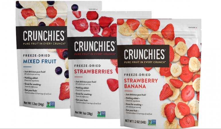Crunchies Fruit Flavor