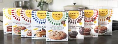 Simple Mills Bake Mixes