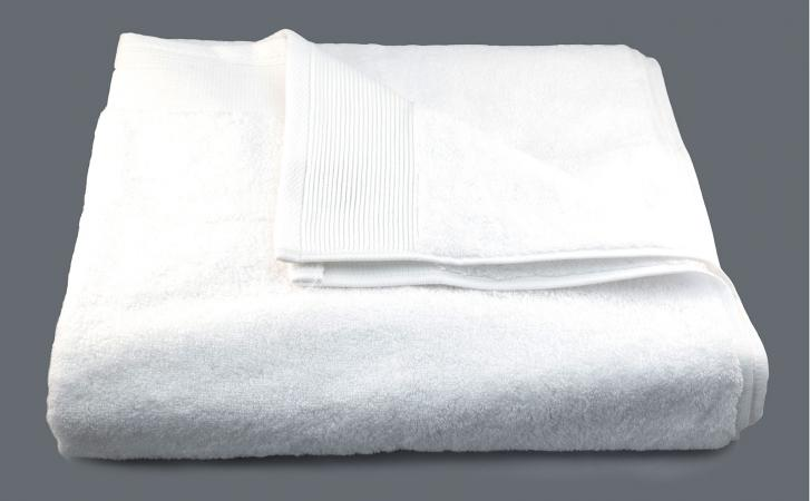 Nate Berkus White Towel by Trident