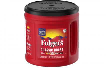 Folgers Classic Medium Roast Ground Coffee