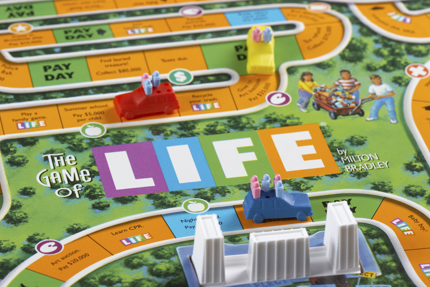 The Game Of Life Instructions And Rules Lovetoknow Join a community of players and streamers. https boardgames lovetoknow com the game of life instructions