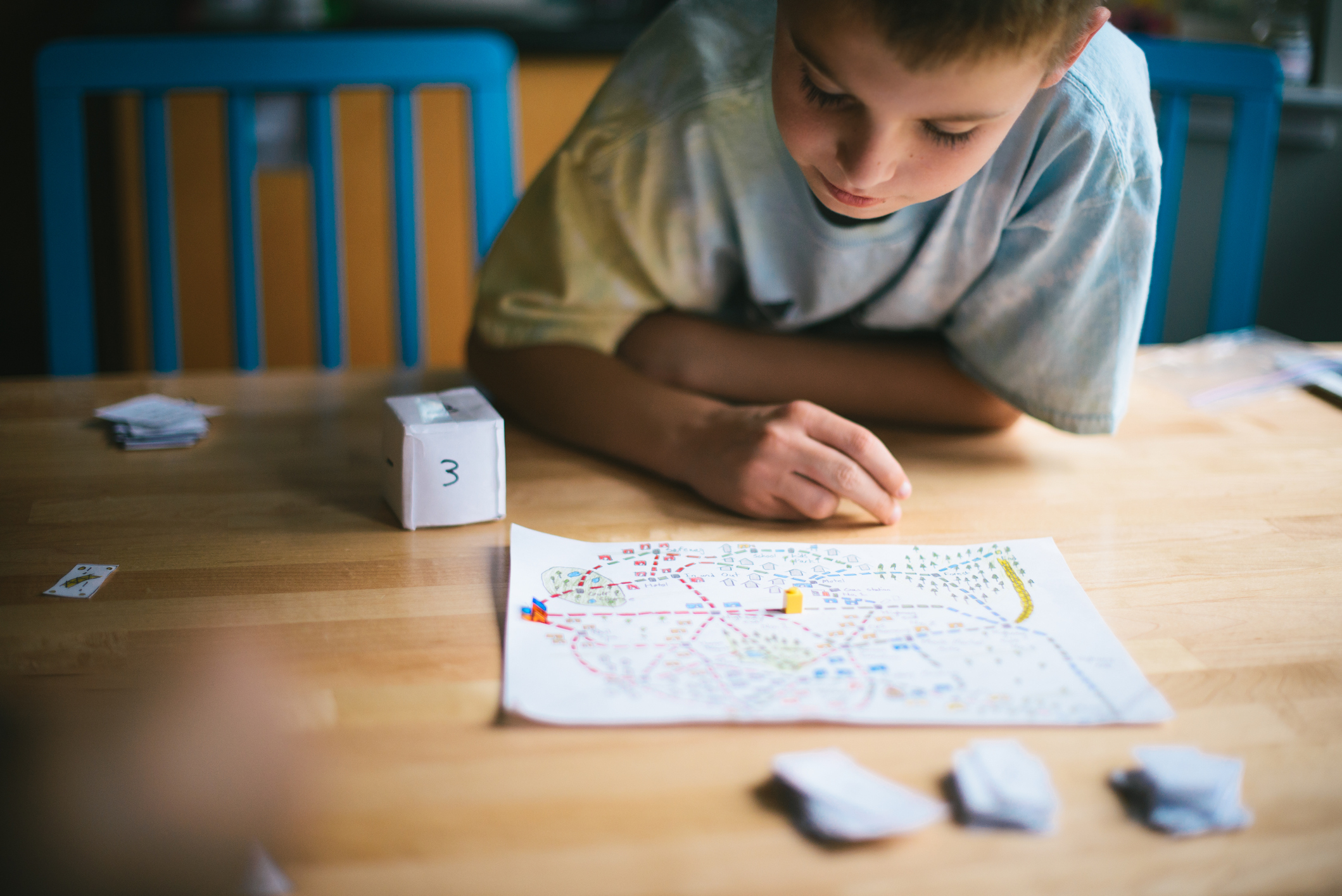 11 Homemade Board Games Lovetoknow
