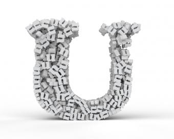Scrabble Words Ending in U (by Length)