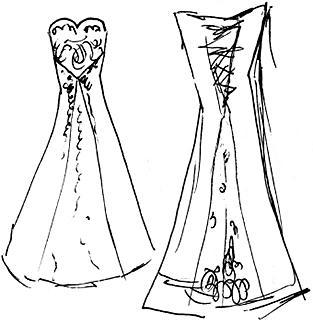 Pictionary Bride