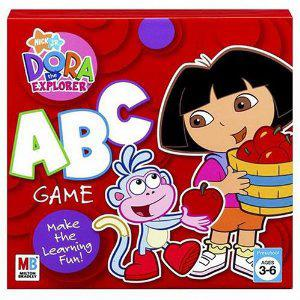 Dora the Explorer: ABC Game