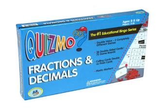 Quizmo Fractions & Decimals Game