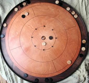 Crokinole Board from Crokinole World