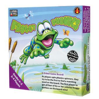 Froggy Phonics Game
