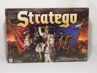 Stratego Board Game: Overview and History of the Aptly-Named Game