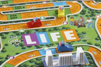 The Game of Life Rules: From Set-Up to Gameplay