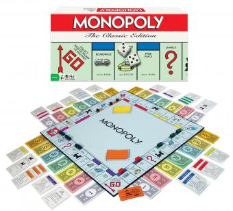 Winning Moves Games Monopoly Board Game