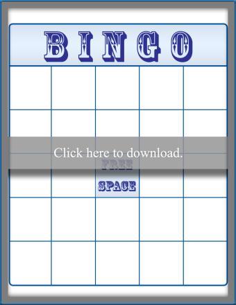 Plain Bingo 1