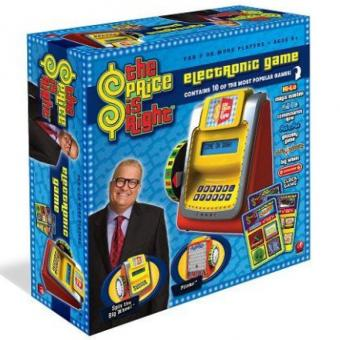 The Price Is Right Electronic Game
