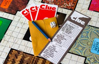 Characters of the Board Game Clue: A Look at Your Suspects