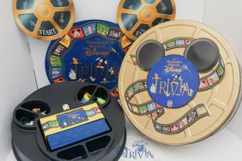 Rules for Disney Trivia Board Game