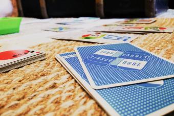 Mille borne cards