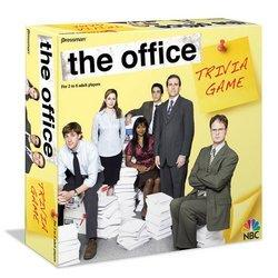 Pressman's Office Trivia Board Game: What to Expect