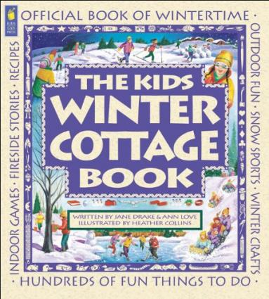Winter Cottage Book from Amazon.com