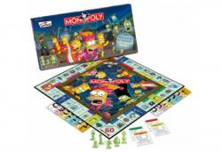 The Simpsons™ Treehouse of Horror edition Monopoly game