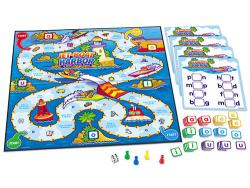 Jet-Boat Harbor: Short Vowels Game