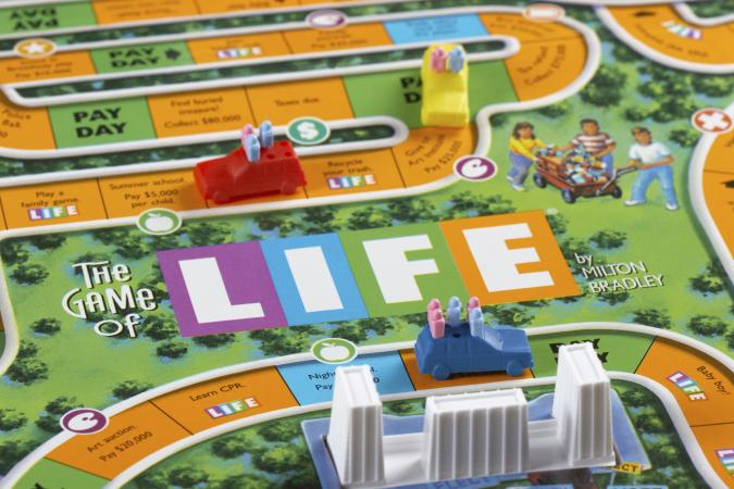 The Game Of Life Instructions And Rules
