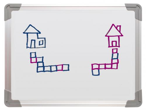 Path Home dry erase board game