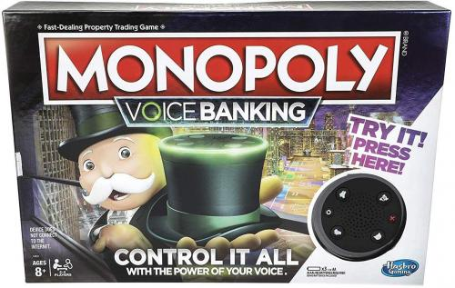 Monopoly Voice Banking Edition