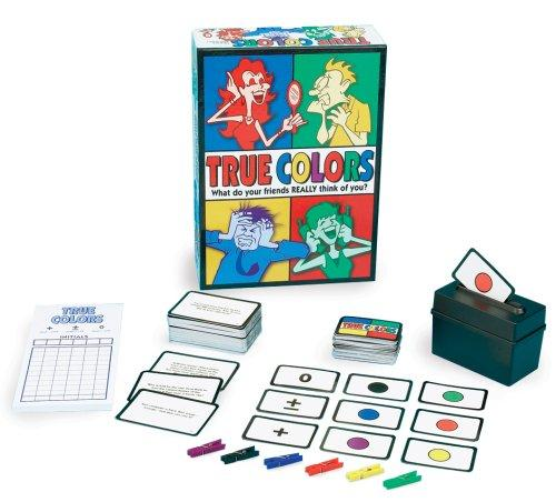 True Colors Board Game