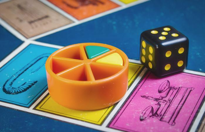 board game Trivial Pursuit