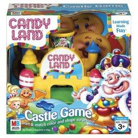 Candyland has gone 3-D!