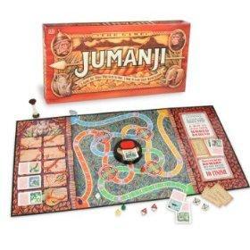 Jumanji Board Game Lovetoknow