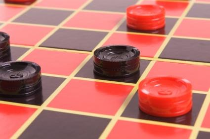 checkers rules
