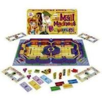 Mall Madness Board Game
