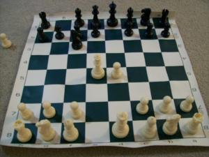 Attack with a pawn