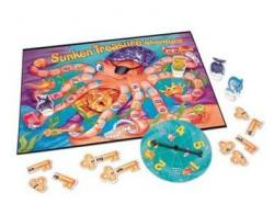 Sunken Treasure Adventure Phonics Beginning Blends