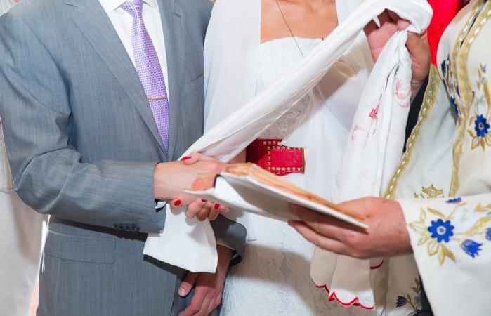 Ceremonia de bodas luterana