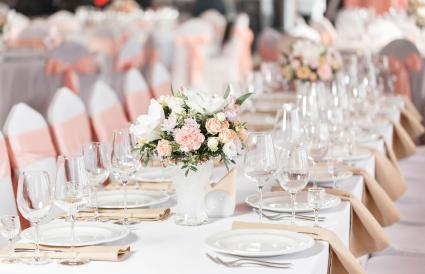 Recepción de bodas