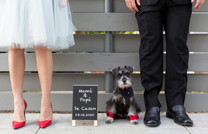 Anuncio de boda