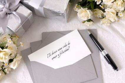 Nota de boda