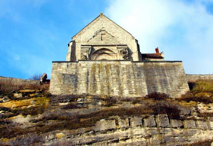 Iglesia en Stevn Klint