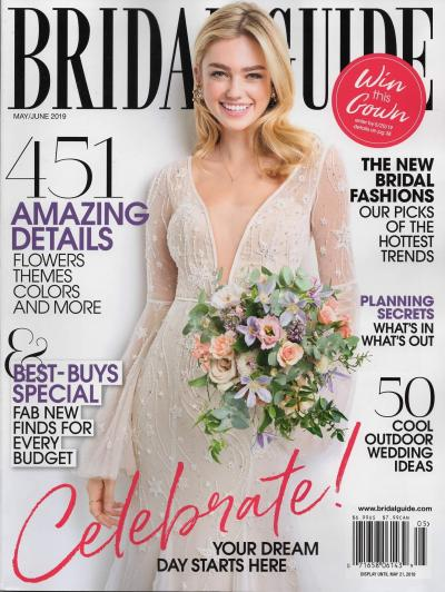 Revista Bridal Guide Mayo/Junio 2019