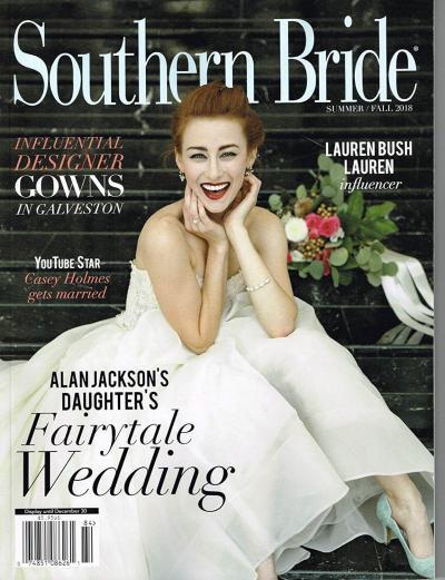 Revista Southern Bride Verano/Otoño 2018